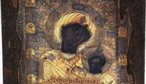 Read more about the article Παναγία Πορταΐτισσα: Η θαυματουργή εικόνα που δεν πρέπει ποτέ να βγει έξω από το Άγιο Όρος