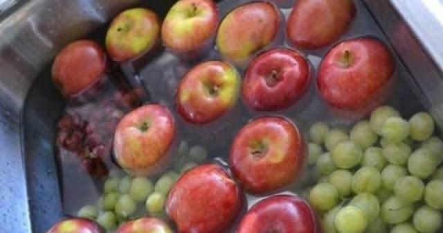 Read more about the article Αυτό Είναι Το Κόλπο Για Να Απαλλαγείτε Από Τα Φυτοφάρμακα Σε Φρούτα Και Λαχανικά