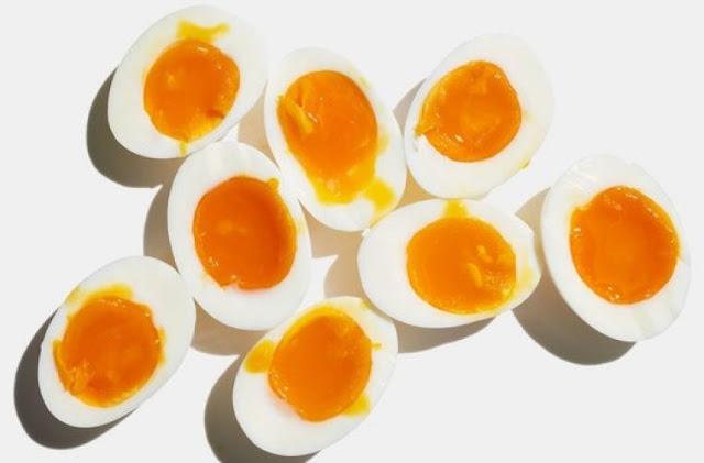 βραστά αυγά