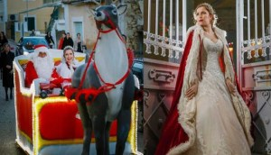 Read more about the article Νύφη στην Κεφαλλονιά πήγε με έλκηθρο στην εκκλησιά ντυμένη σαν να βγήκε από παραμύθι