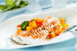 Η δίαιτα ελέγχου των μερίδων