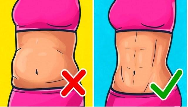 Ιαπωνική μέθοδος που εξαφανίζει την κοιλιά