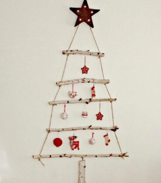 Read more about the article Διακοσμήστε το Σπίτι σας για τα Χριστούγεννα Χωρίς Δέντρο
