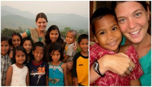 Read more about the article Η 32χρονη Αμερικανίδα που τα παράτησε όλα και μεγαλώνει 200 παιδιά σε χωριό των Ιμαλαΐων