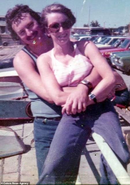 Είμαστε μαζί για 43 ολόκληρα χρόνια, μαζί στο σπίτι, μαζί στη δουλειά, πάντα μαζί