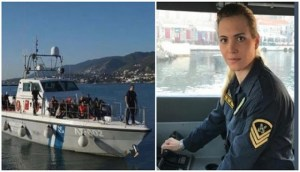 Μαρία Κόντη: Η μόνη γυναίκα κυβερνήτης σκάφους του Λιμενικού – Μια ηρωίδα που σώζει ζωές στο Αιγαίο