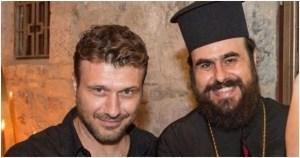 Read more about the article Πατήρ Κωνσταντίνος: «Ο Γιάννης Πλούταρχος πιστεύει στο Θεό και βοηθάει με πολλές φιλανθρωπίες»