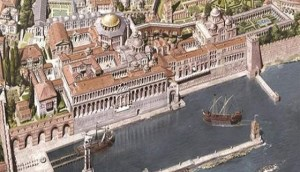 Read more about the article Ετσι ήταν η Κωνσταντινούπολη πριν από την Αλωση, τον Μάιο του 1453 [εικόνες]