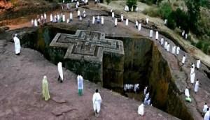 Read more about the article Αιθιοπία: Ο μυστηριώδης ναός του Αγίου Γεωργίου που χαρακτηρίζεται ως το «Όγδοο Θαύμα του κόσμου»