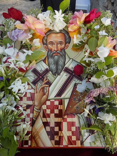 Read more about the article Άγιος Ιουβενάλιος Πατριάρχης Ιεροσολύμων 02 Ιουλίου