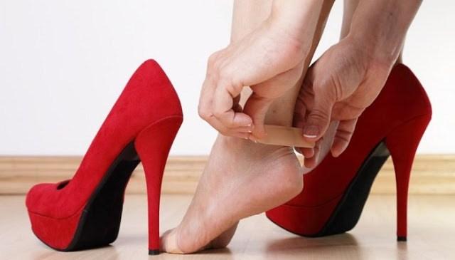Η δίαιτα των παπουτσιών