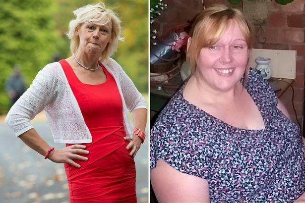 Τις προσέβαλαν και ξεκίνησαν δίαιτα – Δείτε πως μητέρα και κόρη «έχασαν» 108 κιλά