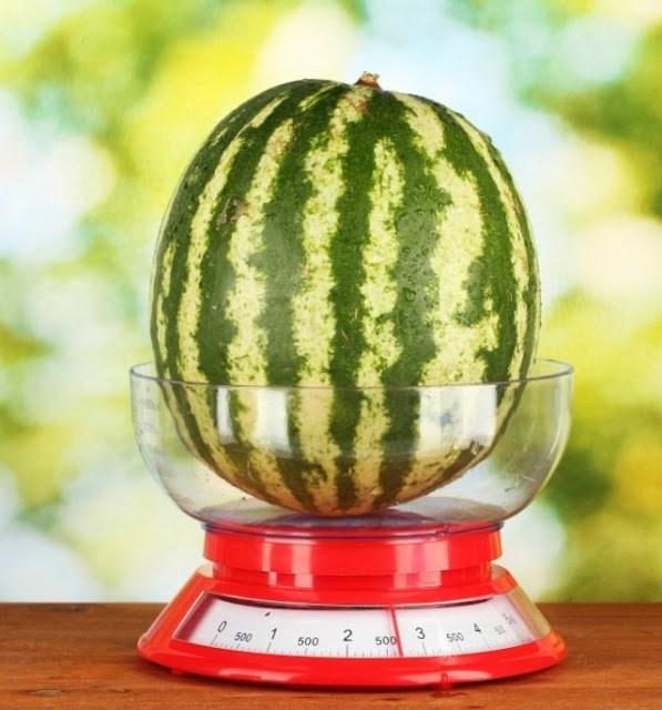 Προσέξτε το βάρος και τον όγκο