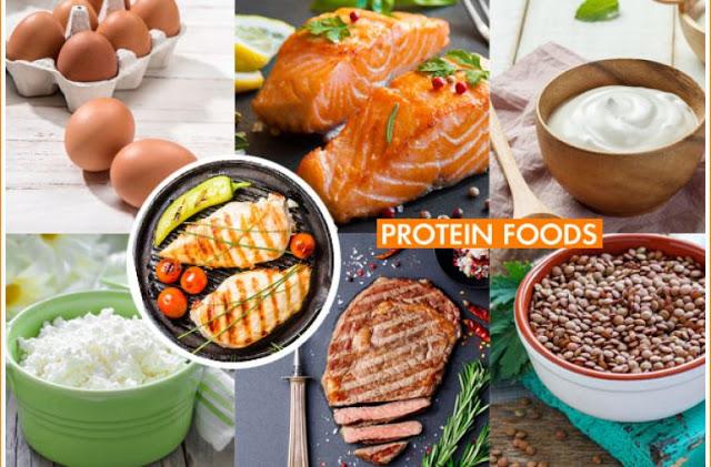 Read more about the article Οι τροφές που έχουν πολλές πρωτεΐνες και λίγους υδατάνθρακες- Βοηθούν στο αδυνάτισμα