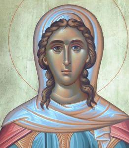 Αγία Μεγαλομάρτυς Ευφημία 16 Σεπτεμβρίου