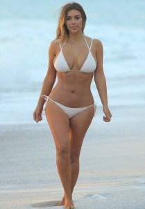 Αυτή την δίαιτα ακολούθησε η Kim Kardashian και έχασε 20 κιλά σε τρεις μήνες! Είναι αποτελεσματική!