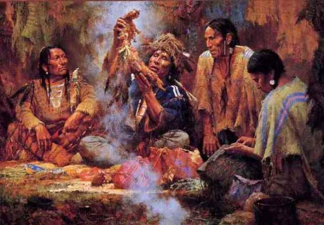 Τα ισχυρότερα θεραπευτικά βότανα που χρησιμοποιούσαν οι Ινδιάνοι και οι Έλληνες!