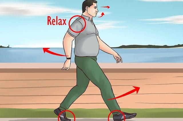 Χάστε Βάρος με το Περπάτημα