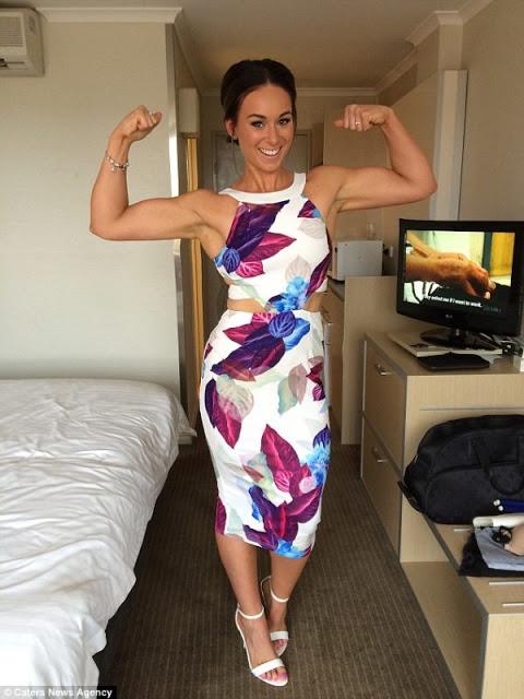 Η Kate άρχισε να κόβει θερμίδες και να ακολουθεί ένα εξαντλητικό πρόγραμμα γυμναστικής.