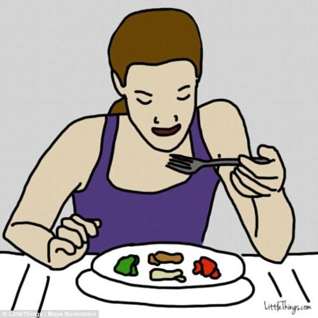 Τα άτομα που οργανώνουν το φαγητό τους