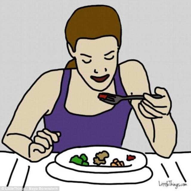 Τα άτομα που απομονώνουν την τροφή τους