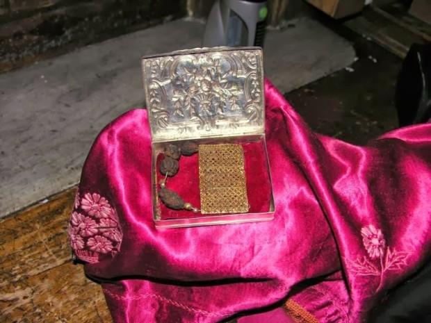 Φωτογραφίες από τα Τίμια Δώρα των Μάγων