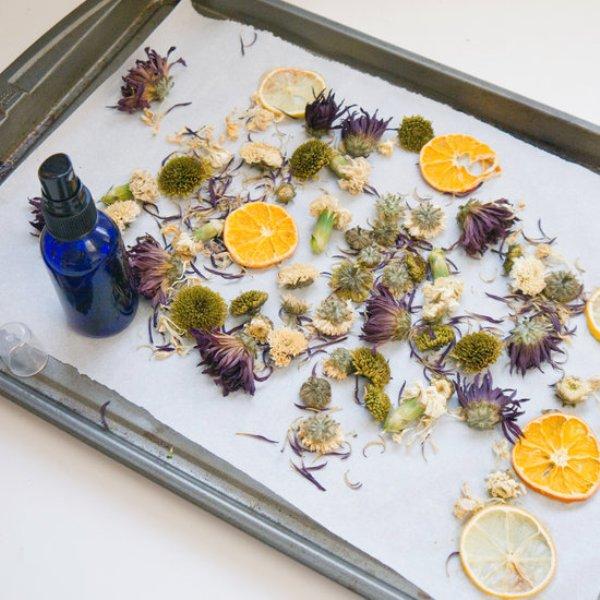Δώστε στο σπίτι σας υπέροχο άρωμα φτιάχνοντας το τέλειο σπιτικό ποτπουρί