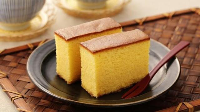 Το ιαπωνικό κέικ με ελάχιστα υλικά