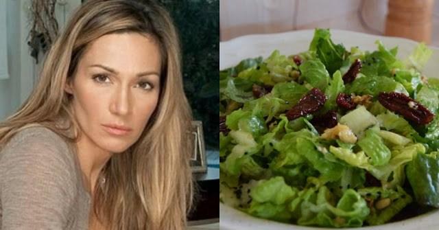 Ελένη Πετρουλάκη: Η δίαιτα αποτοξίνωσης