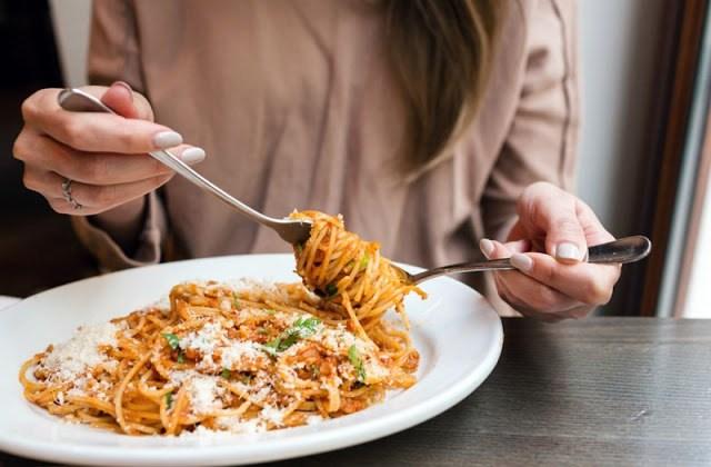 Τρομερή δίαιτα με μακαρόνια