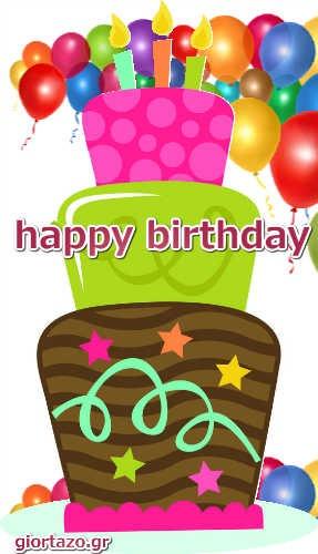 Best Happy Birthday Wishes Cake