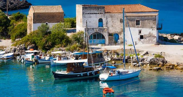 Καρδαμύλη: Ο επίγειος παράδεισος της Ελλάδας βρίσκεται στη Μεσσηνιακή Μάνη