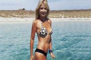 """Φαίη Σκορδά : Αυτή είναι η δίαιτα για το τέλειο κορμί της – """"Το βράδυ τρώει…"""""""