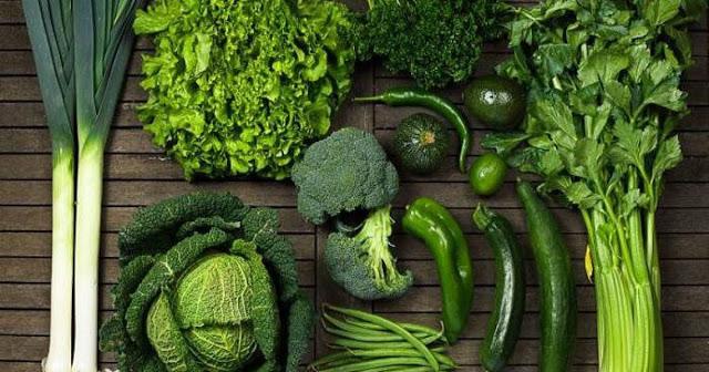 Τα 6 πιο υγιεινά πράσινα φυλλώδη λαχανικά