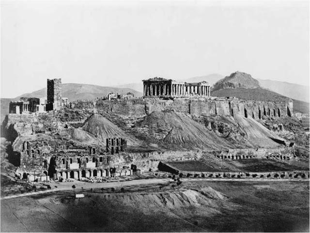 Ο Όθωνας απαγόρευσε τη λατόμηση στους λόφους Νυμφών