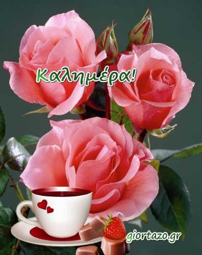 Read more about the article Καλημέρα για την κάθε μέρα λόγια σε εικόνες