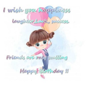 Read more about the article Happy birthday cute and funny wishes