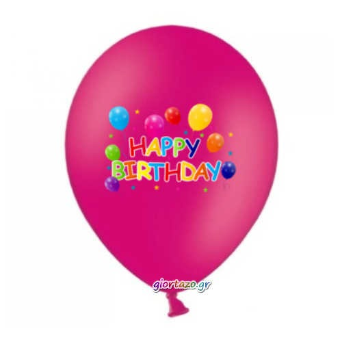 Happy birthday balloons wishes pictures