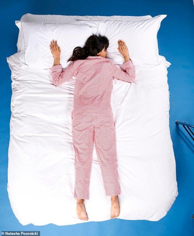 Η στάση που κοιμάστε