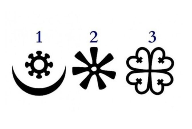 Διάλεξε ένα σύμβολο και ανακάλυψε το μέλλον