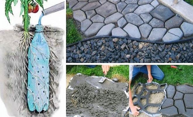 3 Υπέροχες ιδέες για να φτιάξετε τον κήπο των ονείρων σας