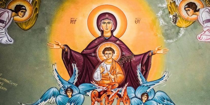 Για ποιο λόγο ονομάστηκε η Παναγία Μαρία; Ιδού τι σημαίνει το όνομα Της