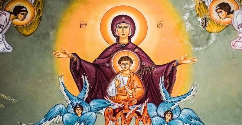 Για ποιο λόγο ονομάστηκε η Παναγία Μαρία