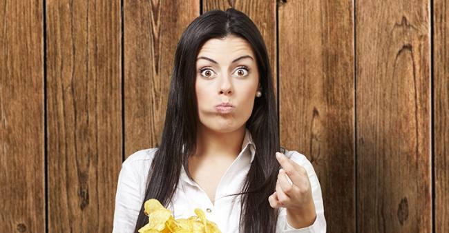 8 σημάδια κακής διατροφής