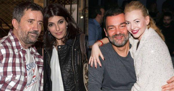 13 ζευγάρια διάσημων Ελλήνων που χώρισαν μέσα στο 2020