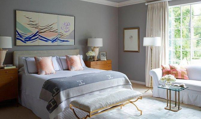 7 απλοί τρόποι για να βάλετε χρώμα στο υπνοδωμάτιο σας