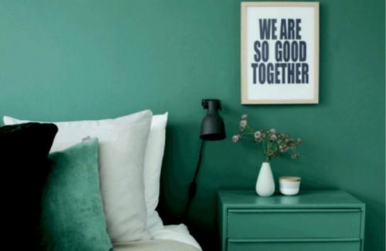 Ξεκινήσετε αλλάζοντας χρώμα στους τοίχους σας