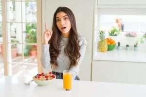 5 πρωινά γεύματα με λιγότερες από 350 θερμίδες!