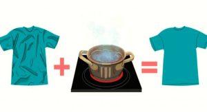 Read more about the article Σίδερο τέλος: 9 έξυπνα κόλπα για να κάνετε τα τσαλακωμένα ρούχα σας να μοιάζουν σαν σιδερωμένα