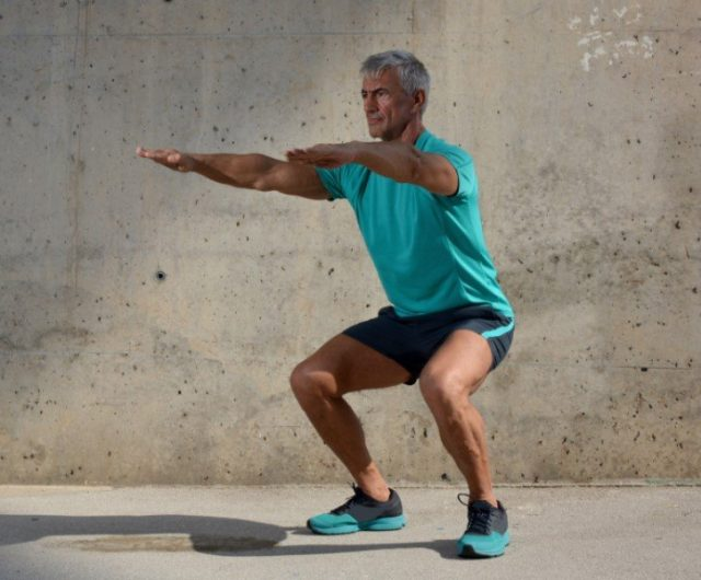 5 Tips απώλειας βάρους για άντρες άνω των 50